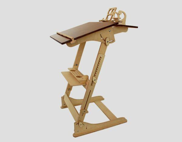 Чернильница для парты конторки