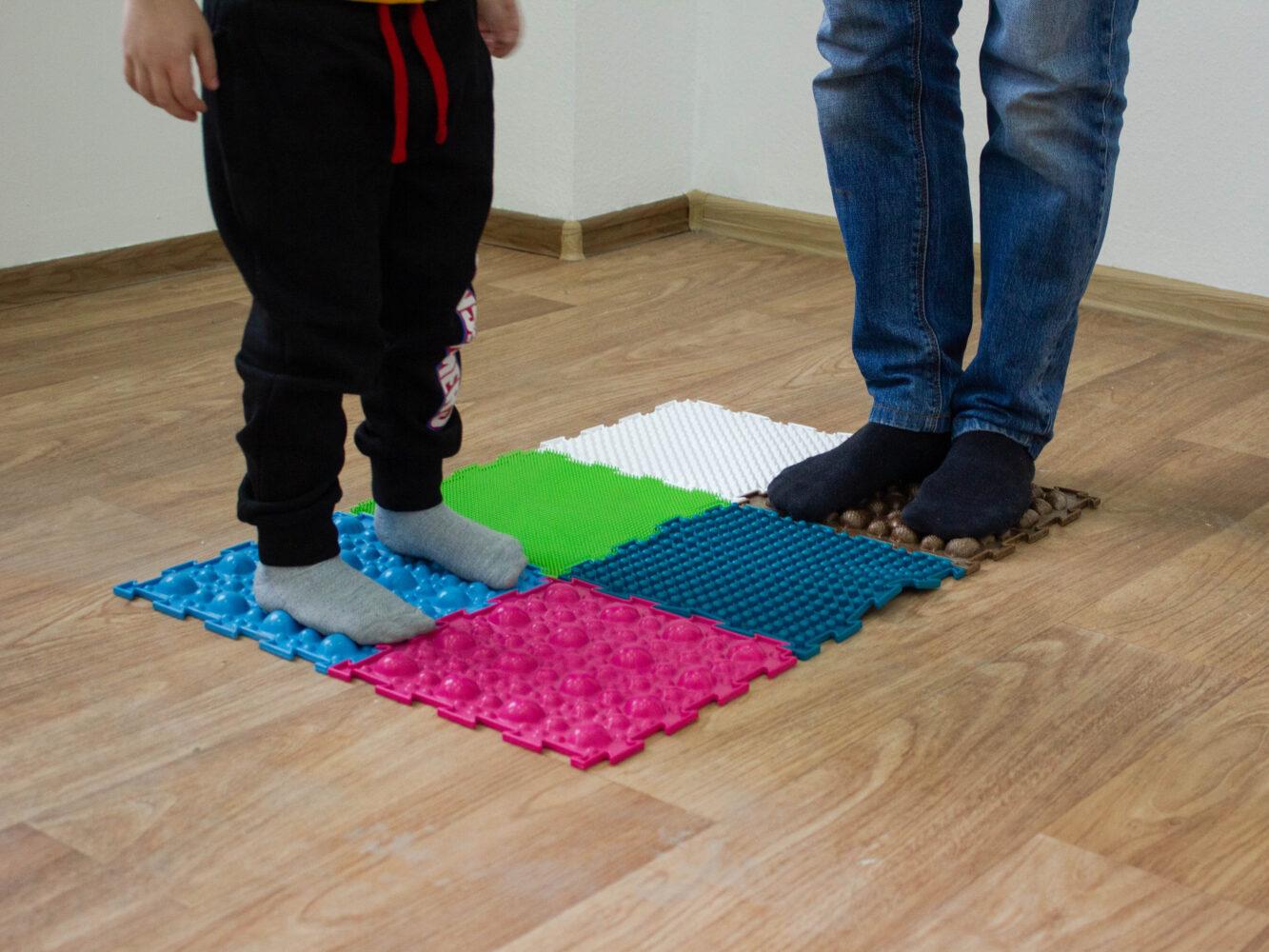 Коврик для ног для детей