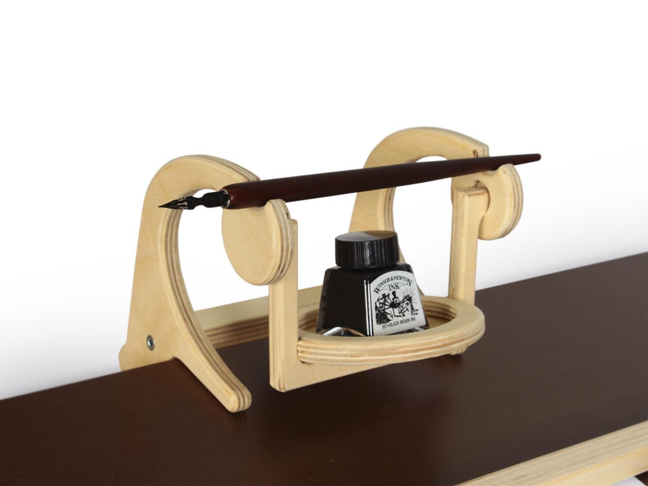 Подставка для чернильницы или стаканчика