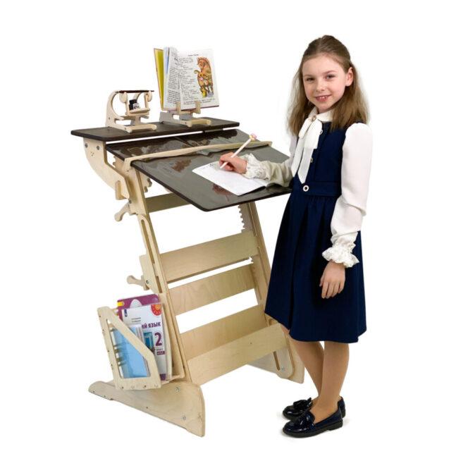 Столы для учебы стоя
