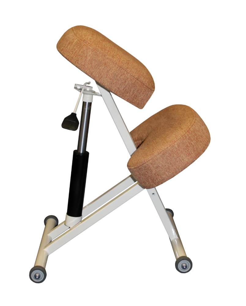 Коленный стул «Олимп» с регулировкой газлифт