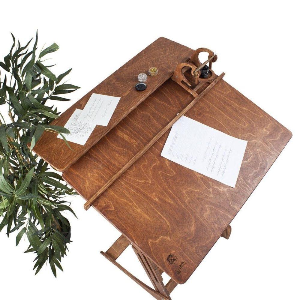 Высокий стол «Эврика от Пушкина»  с автоматической регулировкой (под рост 120-190 см)