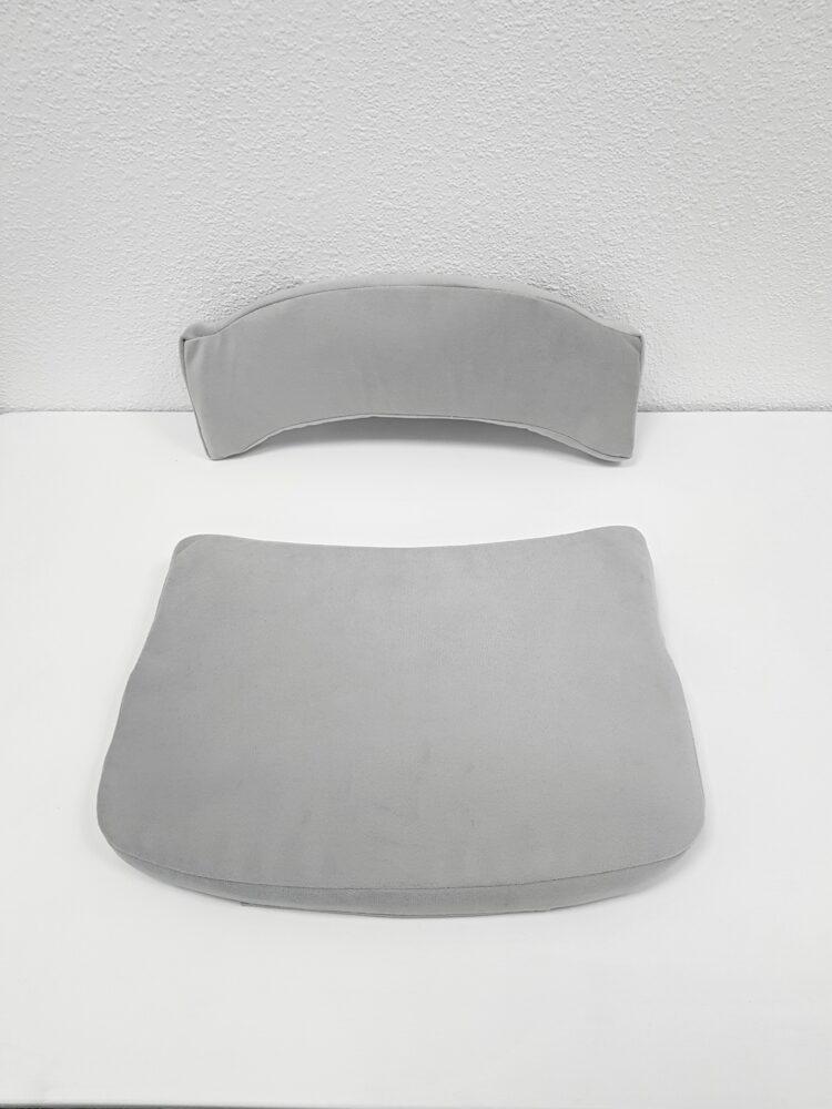 Подушка на стул с изогнутой спинкой комплект