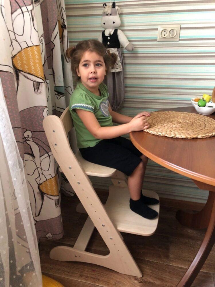 Растущий стул для детей «Компаньон»