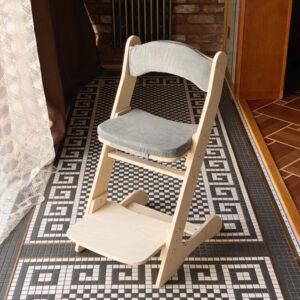 """Растущий стул для детей """"Компаньон"""" с комплектом подушек"""