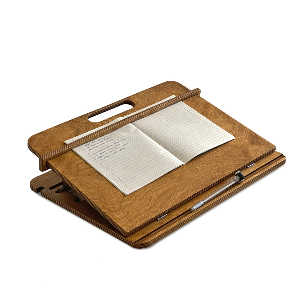 Настольный планшет для каллиграфии и учебы, Золотой дуб