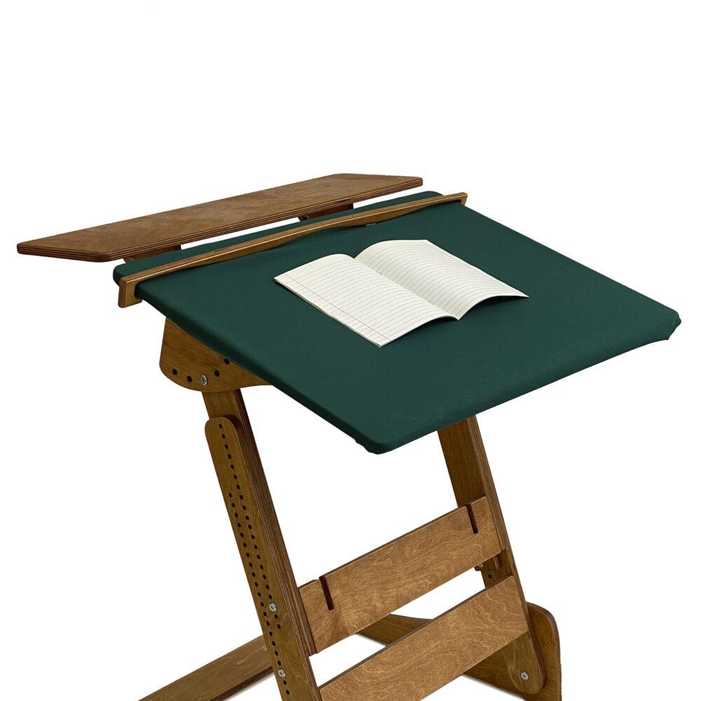 Чехол на столешницу 70х50 см, темно-зеленый