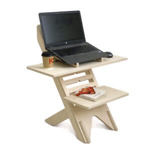 UP DESK - подставка для ноутбука для работы стоя