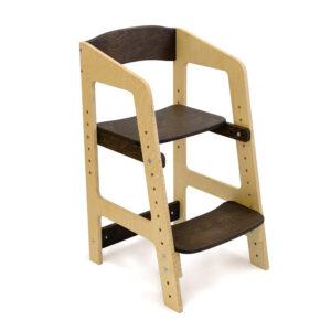 """Растущий стульчик """"Непоседа"""" для детей от 1 года до 10 лет"""