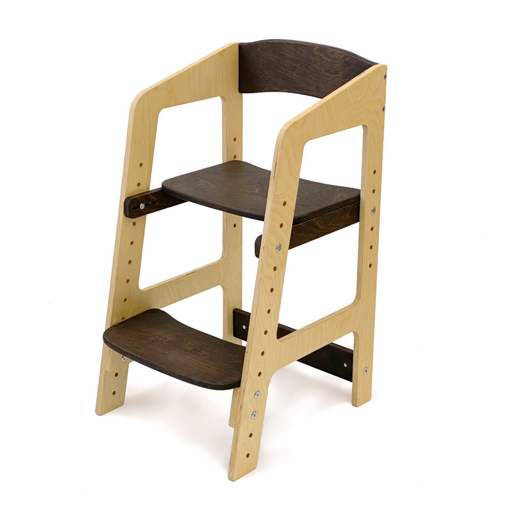 Растущий стульчик «Непоседа» для детей от 1 года до 10 лет