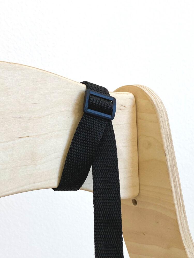 Ремни безопасности для растущего стульчика