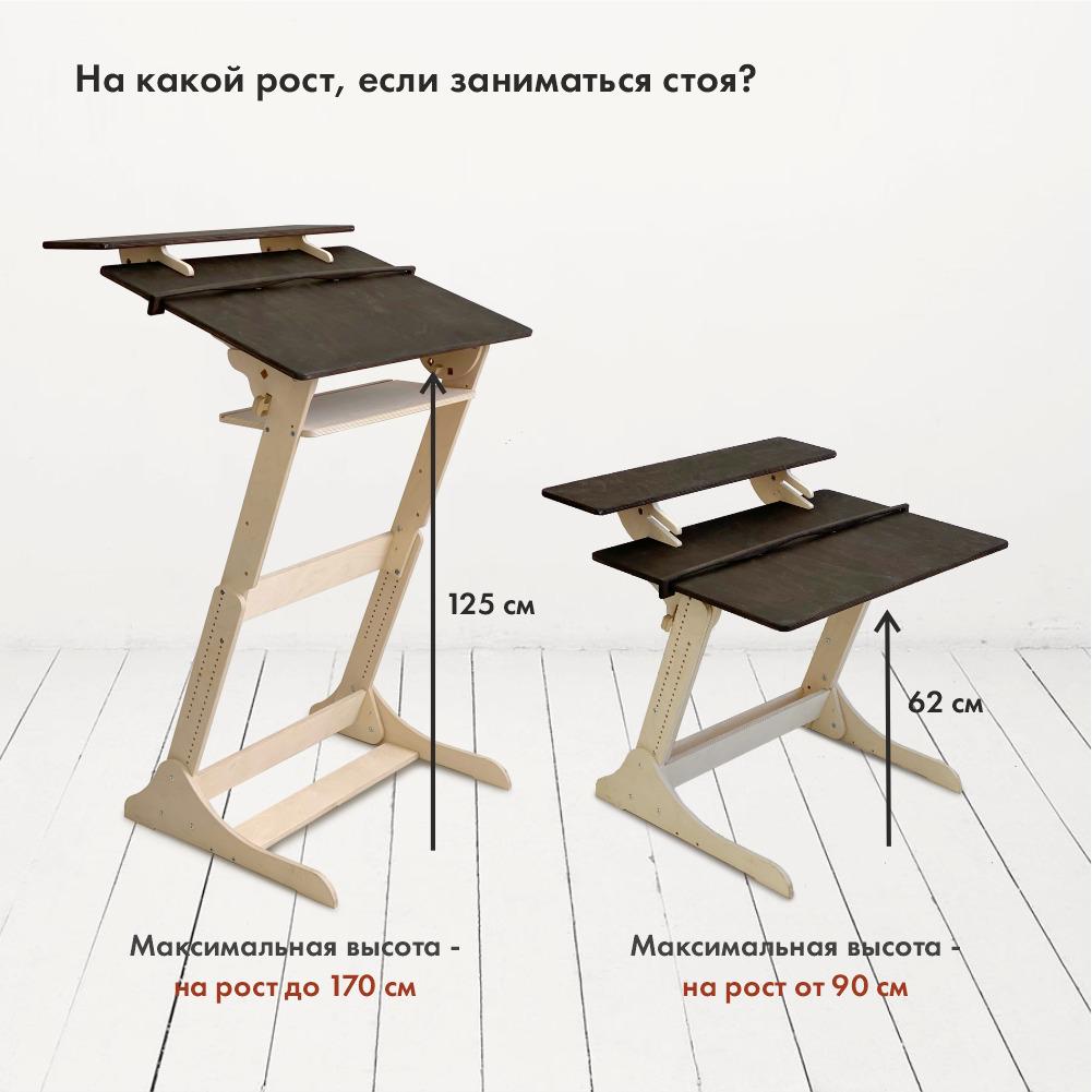 Стол для реабилитации после компрессионного перелома Хронос на рост 115-175 см