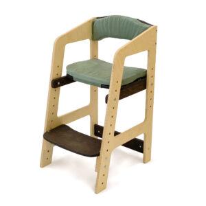 """Растущий стульчик """"Непоседа"""" для детей от 2 до 10 лет с комплектом подушек"""